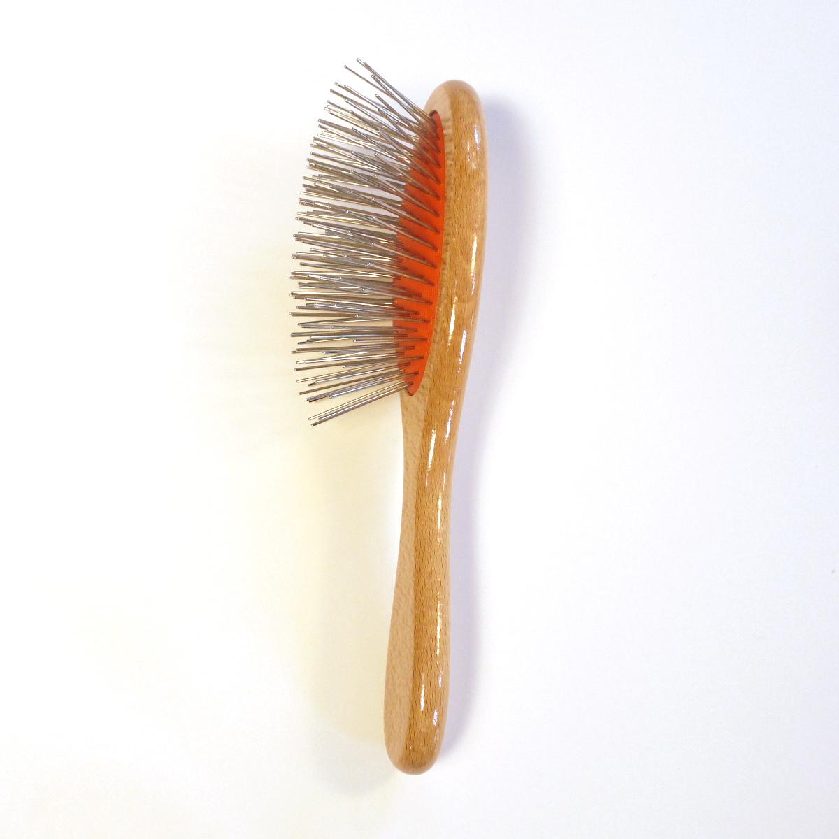 Medium sized Long Pin Finish Brush